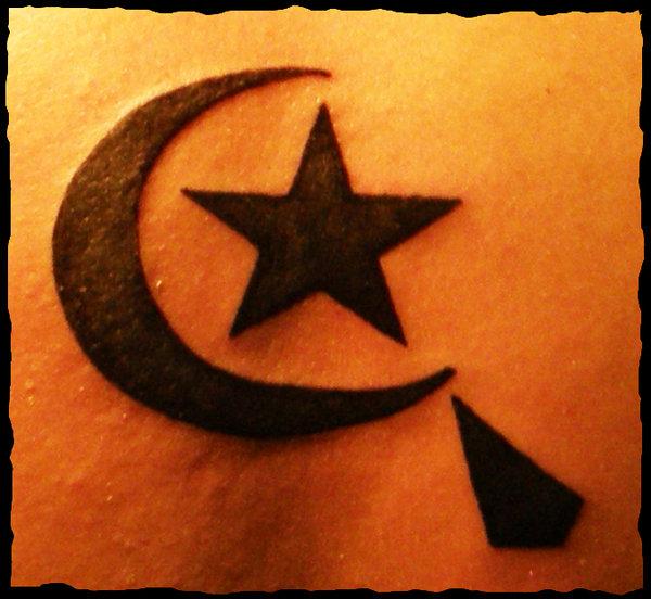 Bintang-Sabit-tattoo